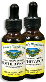 Motherwort Extract, 1 fl oz / 30 ml each (Nature's Wonderland)
