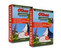 Olbas Natural Sugar-Free Lozenges – Black Currant