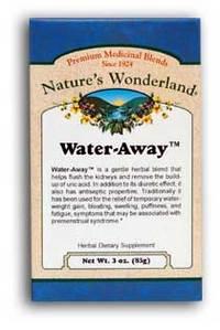 Water-Away™ Tea, 3 oz each (Nature's Wonderland)