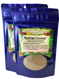 Eyebright Formula™ Tea, 2 oz each (Nature's Wonderland)
