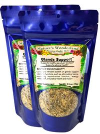 Glands Support™ Tea, 2 1/2 oz each (Nature's Wonderland)