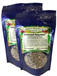 Hormonal Regulator™ Tea, 2 1/2 oz each (Nature's Wonderland)