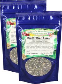 Healthy Heart Support™ Tea, 2 1/2 oz each (Nature's Wonderland)