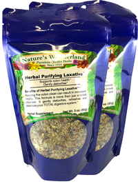 Herbal Purifying Laxative™ Tea, 3 oz each (Nature's Wonderland)