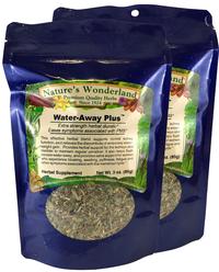 Water-Away Plus™ Tea, 3 oz each (Nature's Wonderland)