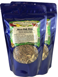 Nico Hab Stop™ Tea, 3 oz each (Nature's Wonderland)