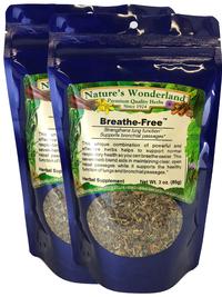Breathe Free™ Tea, 3 oz each  (Nature's Wonderland)
