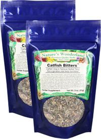 Catfish Bitters™ Tea, 3 oz each (Nature's Wonderland)