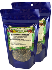 Emotional Rescue™ Tea, 3 oz each (Nature's Wonderland)