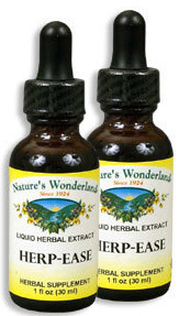 Herp Ease Liquid Extract, 1 fl oz / 30 ml each (Nature's Wonderland)