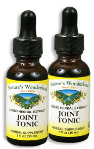 Joint Tonic Extract, 1 fl oz / 30 ml each (Nature's Wonderland)