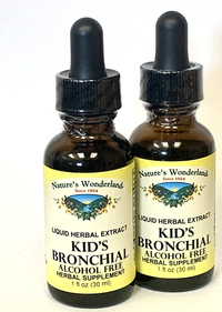 Kids Cough Extract, 1 fl oz / 30 ml each (Nature's Wonderland)