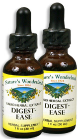 Digest Ease, 1 fl oz / 30 ml each (Nature's Wonderland)