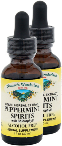 Peppermint Spirits, 1 fl oz / 30 ml each (Nature's Wonderland)