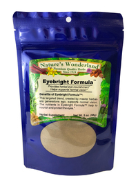 Eyebright Formula™ Tea, 2 oz powder (Nature's Wonderland)