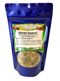 Glands Support™ Tea, 2 1/2 oz (Nature's Wonderland)