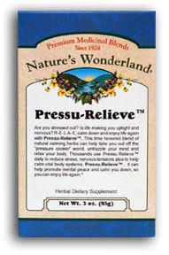 Pressu-Relieve®, 3 oz tea (Nature's Wonderland)