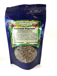 Hormonal Regulator™ Tea, 2.5 oz  (Nature's Wonderland)