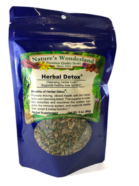 Herbal Detox® Tea, 3 oz  (Nature's Wonderland)
