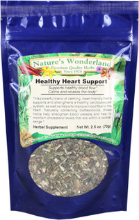 Healthy Heart Support™ Tea, 2 1/2 oz (Nature's Wonderland)