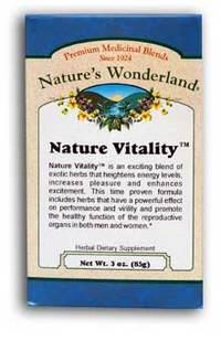Nature Vitality® Tea, 3 oz (Nature's Wonderland)