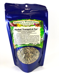 Herbal Tranquil-A-Tea™,  3 oz (Nature's Wonderland)