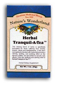 Herbal Tranquil-A-Tea™,  3 oz each (Nature's Wonderland)