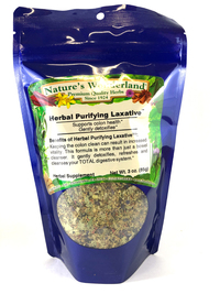 Herbal Purifying Laxative™ Tea, 3 oz (Nature' Wonderland)