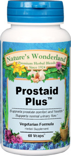 Prostaid Plus™ - 575 mg, 60 Vcaps (Nature's Wonderland)