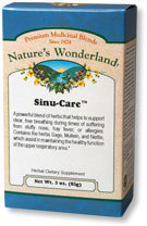Sinu Care™ Tea, 3 oz  (Nature's Wonderland)