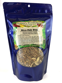 Nico Hab Stop™ Tea, 3 oz (Nature's Wonderland)
