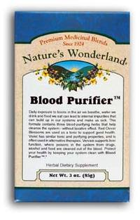 Blood Purifier™ Tea, 2.5 oz (Nature's Wonderland)