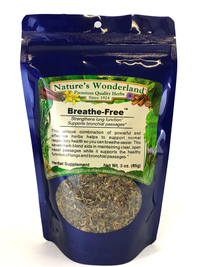 Breathe Free™ Tea, 3 oz  (Nature's Wonderland)