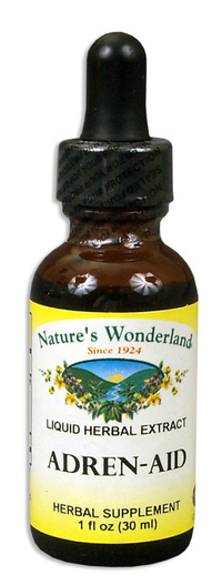 Adren Aid Liquid Extract, 1 fl oz (Nature's Wonderland)