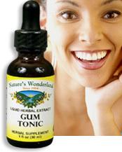 Gum Tonic, 1 fl oz (Nature's Wonderland)