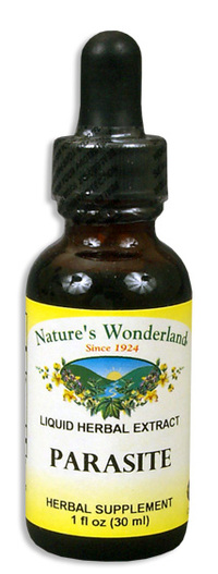 Parasite Liquid Extract, 1 fl oz (Nature's Wonderland)