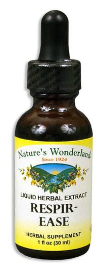 Respir Ease Liquid Extract, 1 fl oz (Nature's Wonderland)