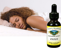 ZZZZZ Liquid Extract - Sleep Blend, 1 fl oz / 30ml (Nature's Wonderland)