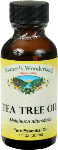 Tea Tree Oil, 1 fl oz /30ml (Nature's Wonderland)