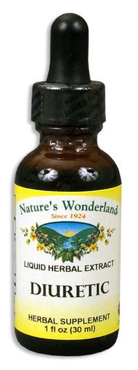 Diuretic Liquid Extract, 1 fl oz (Nature's Wonderland)