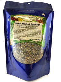 Bone, Flesh & Cartilage Tea, 3 oz  (Nature's Wonderland)