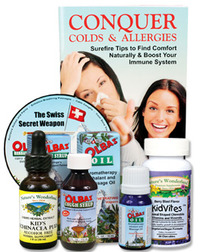 Dr. Susan's Healthy Children Package, 5 items + Conquer Colds Booklet