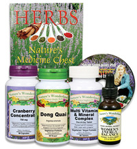 Dr. Susan's Active Women's Vitality Package, 5 items