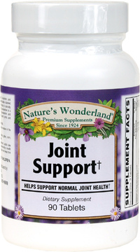 Joint Support, 90 Tablets (Nature's Wonderland)