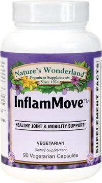 InflamMove, 90 Vegetarian Capsules (Nature's Wonderland)