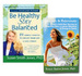 Be Healthy - Stay Balanced by Susan Smith Jones, Ph.D. + FREE Natural Stress Solutions Booklet