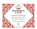 Peppermint Soap Bar,  5 oz / 141g (Nubian Heritage)