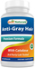 Anti-Gray Hair, 60 capsules (Best Naturals)