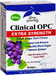 Clinical OPC™ Extra Strength French Grape Seed Extract, 60 softgels (Terry Naturally)