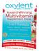 Multivitamin Supplement Drink - Sparkling Berries 30-0.22 oz packets (Oxylent)